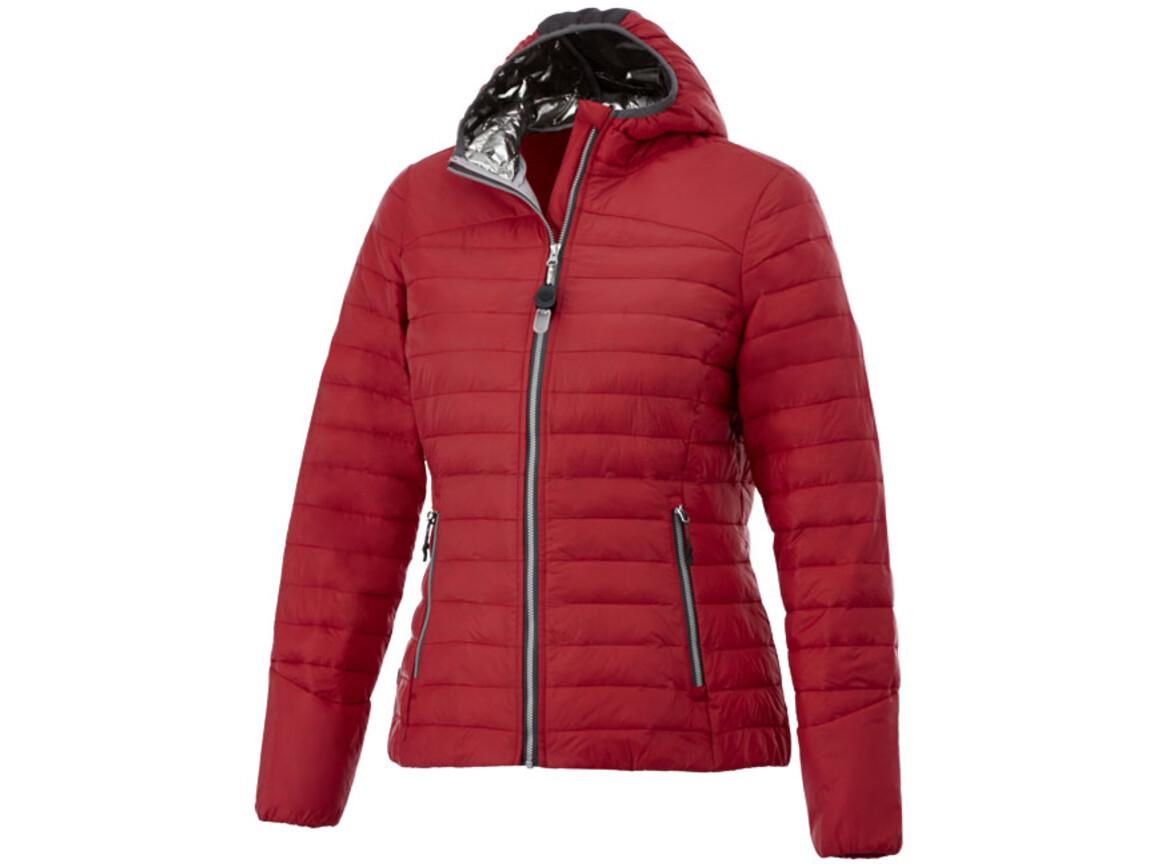 Silverton Thermojacke für Damen, rot bedrucken, Art.-Nr. 39334251