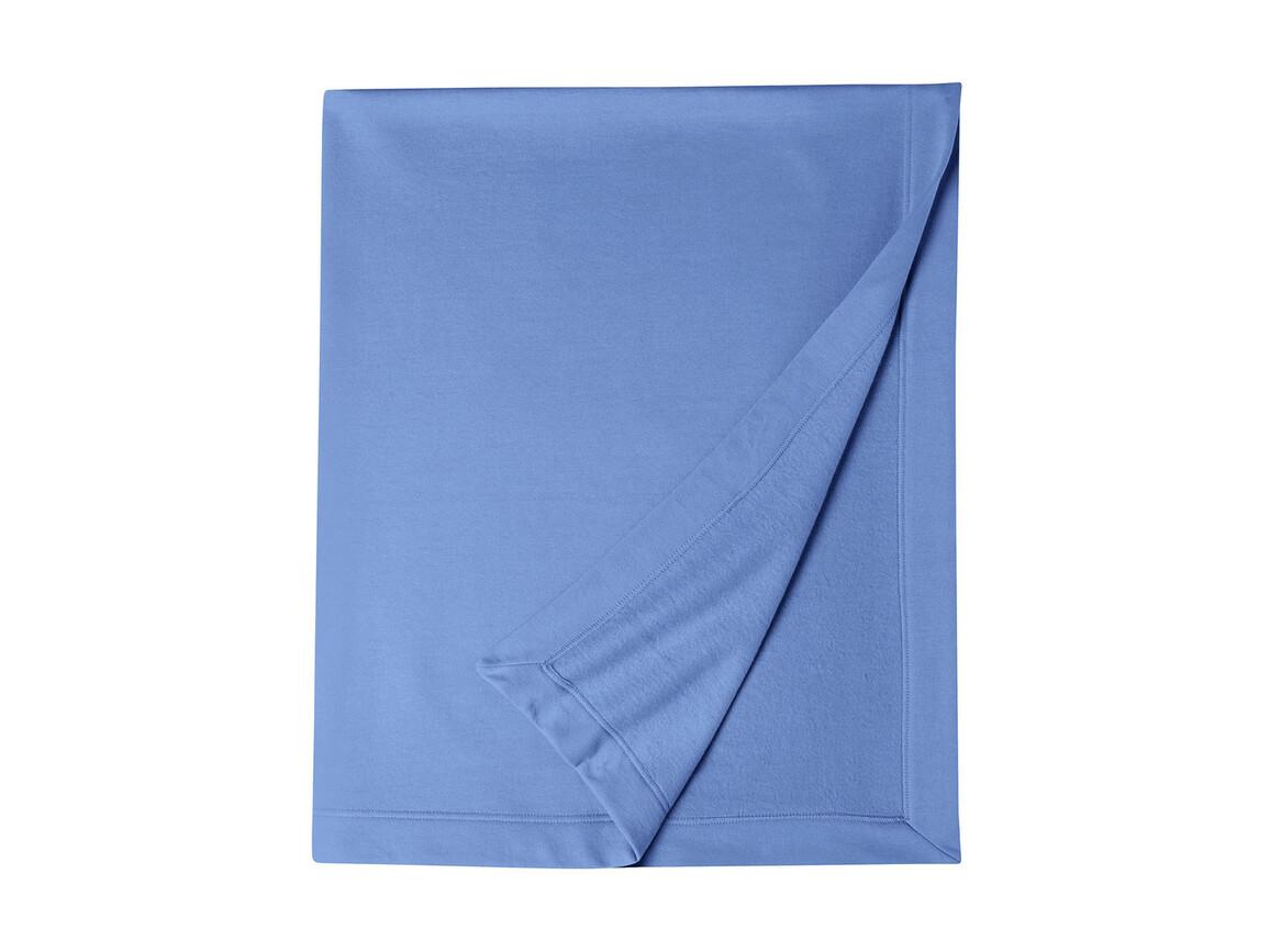 Gildan Gildan DryBlend® Fleece Stadium Blanket, Carolina Blue, One Size bedrucken, Art.-Nr. 001093220