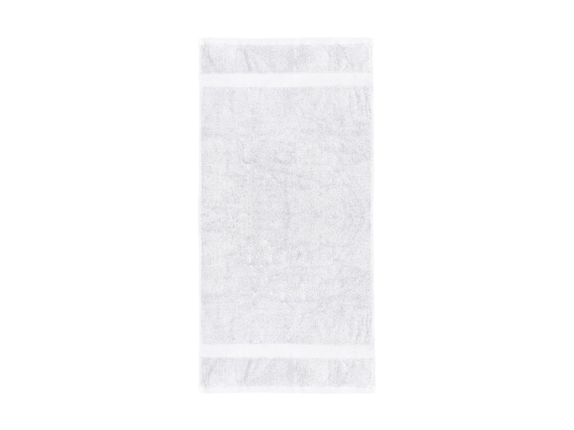 Jassz Towels Seine Hand Towel 50x100 cm, White, One Size bedrucken, Art.-Nr. 003640000