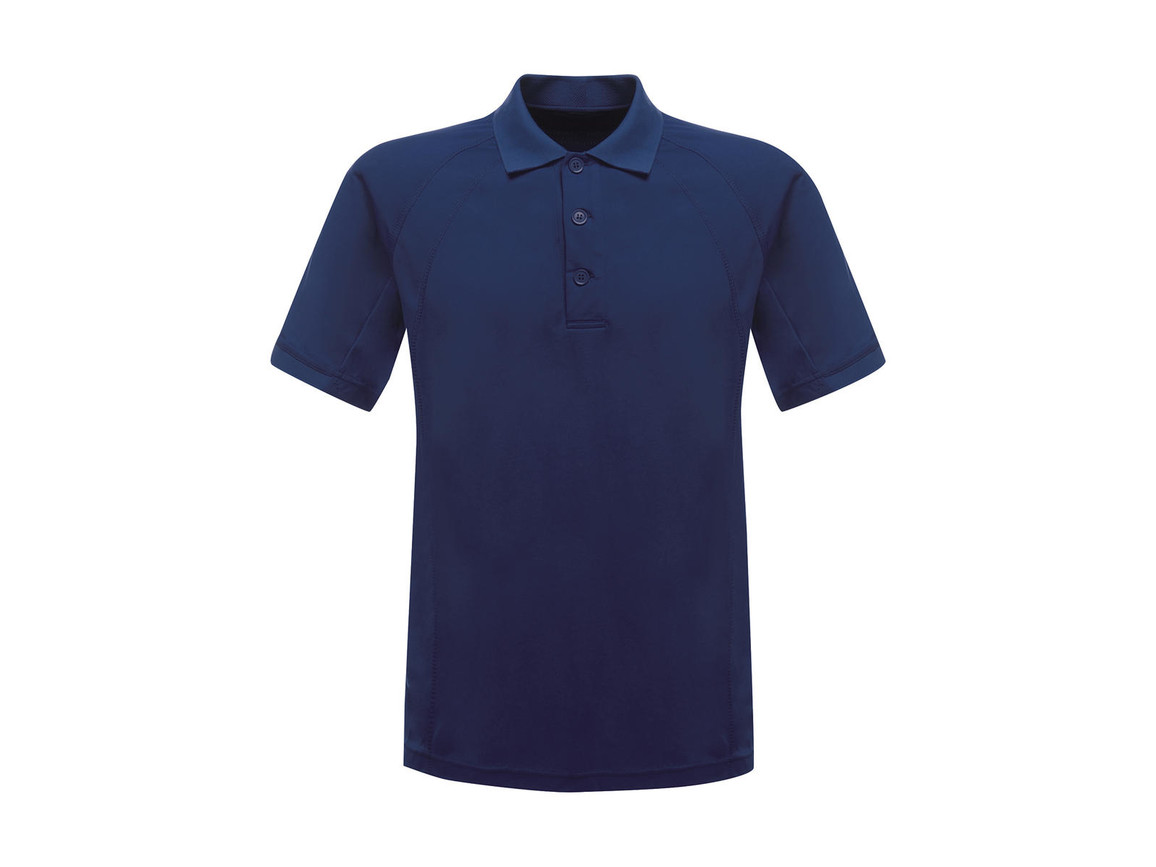 Regatta Coolweave Wicking Polo, Royal, S bedrucken, Art.-Nr. 005173003