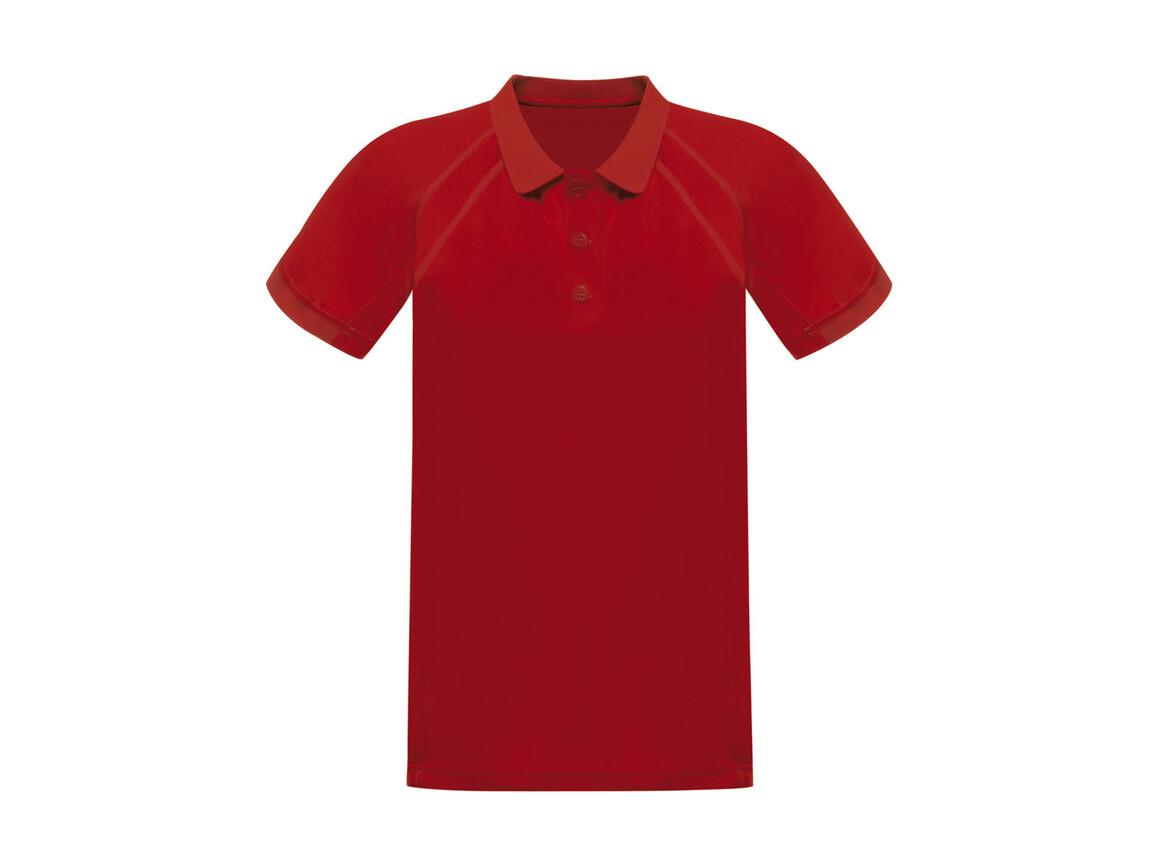Regatta Coolweave Wicking Polo, Classic Red, L bedrucken, Art.-Nr. 005174015