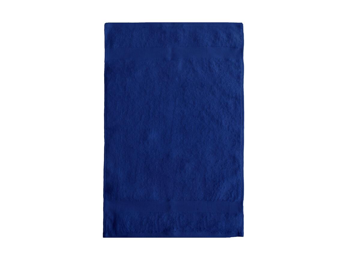 Jassz Towels Seine Guest Towel 40x60 cm, Navy, One Size bedrucken, Art.-Nr. 005642000