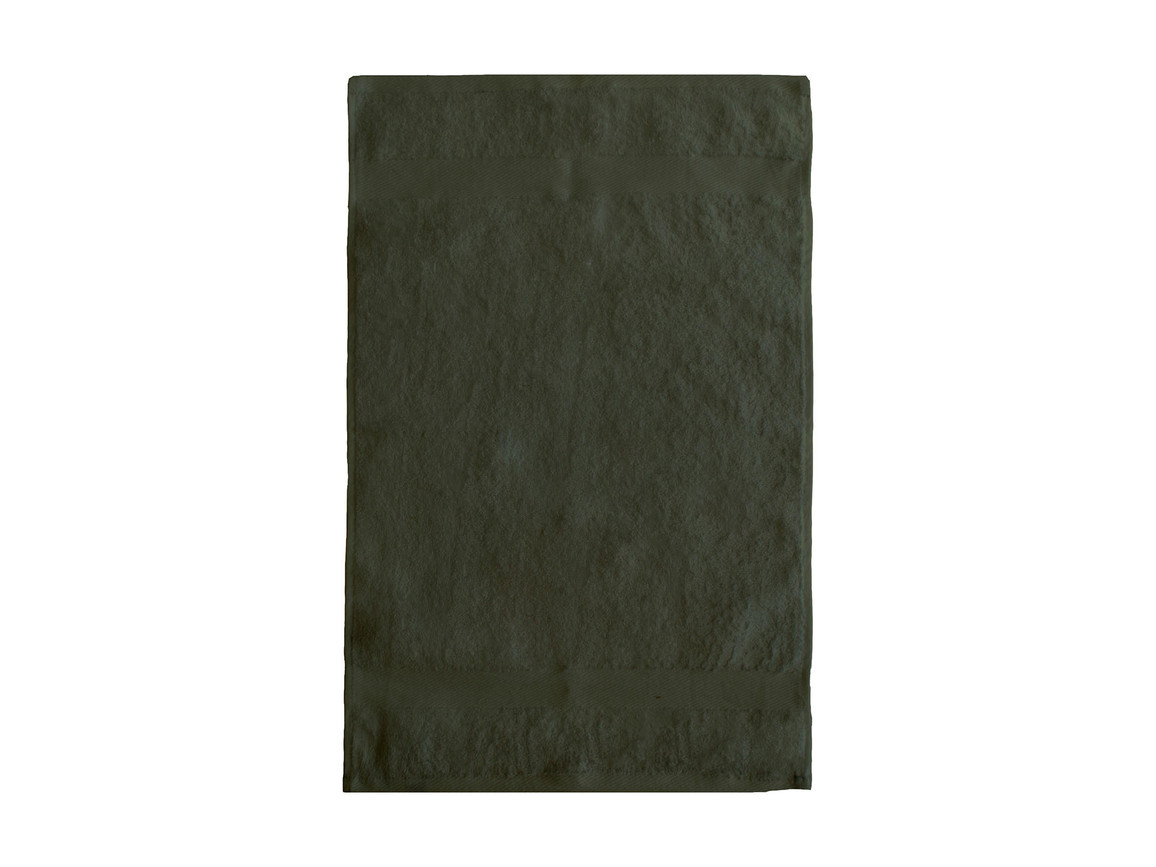 Jassz Towels Seine Guest Towel 40x60 cm, Chocolate, One Size bedrucken, Art.-Nr. 005647020