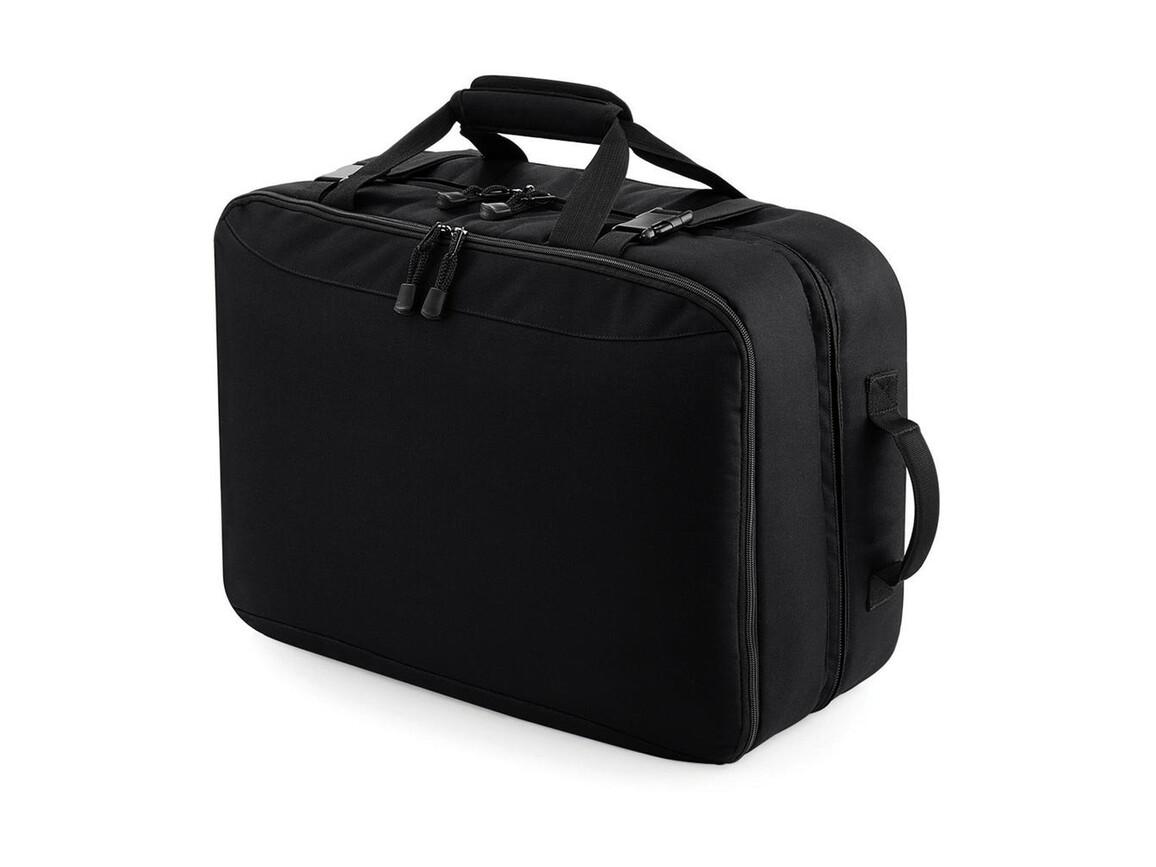 Bag Base Escape Ultimate Cabin Carryall, Black, One Size bedrucken, Art.-Nr. 009291010