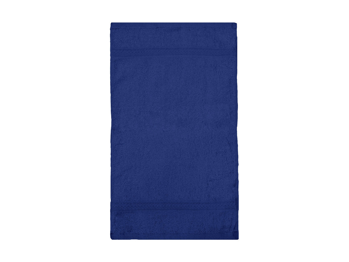 Jassz Towels Rhine Guest Towel 30x50 cm, Navy, One Size bedrucken, Art.-Nr. 009642000