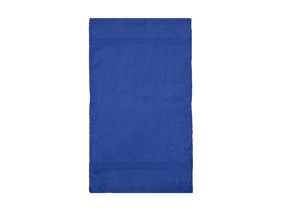 Jassz Towels Rhine Guest Towel 30x50 cm, Royal, One Size bedrucken, Art.-Nr. 009643000
