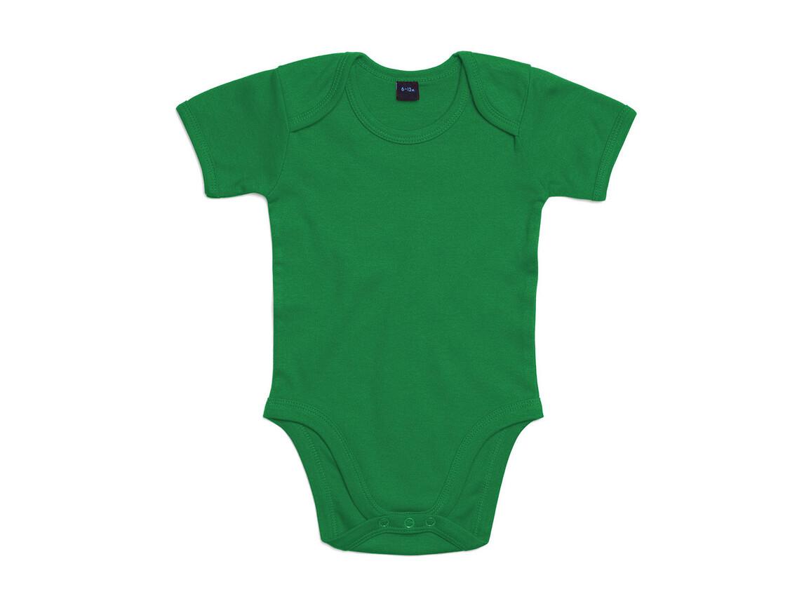 BabyBugz Baby Bodysuit, Kelly Green, 6-12 bedrucken, Art.-Nr. 010475183