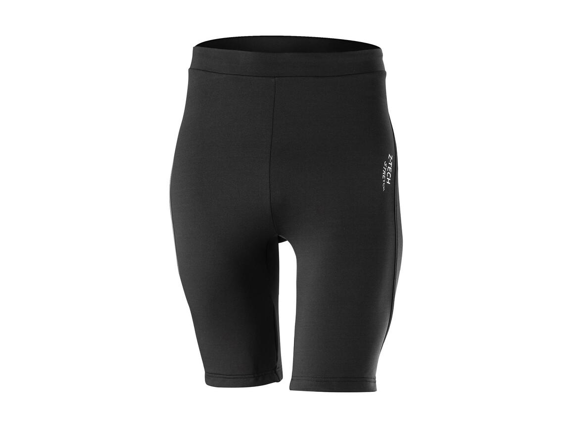 Result Women`s Sprint Training Shorts, Black, M bedrucken, Art.-Nr. 013331014