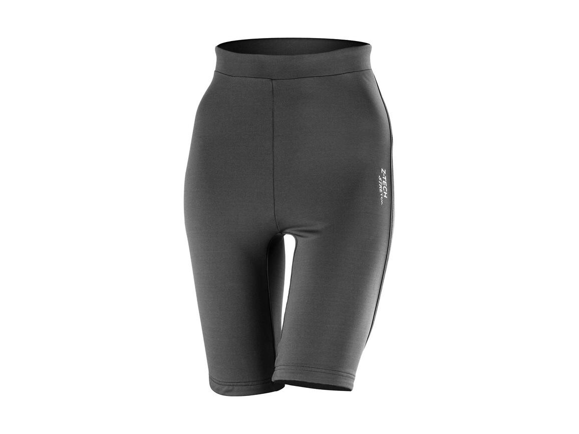 Result Women`s Sprint Training Shorts, Grey, M bedrucken, Art.-Nr. 013331274