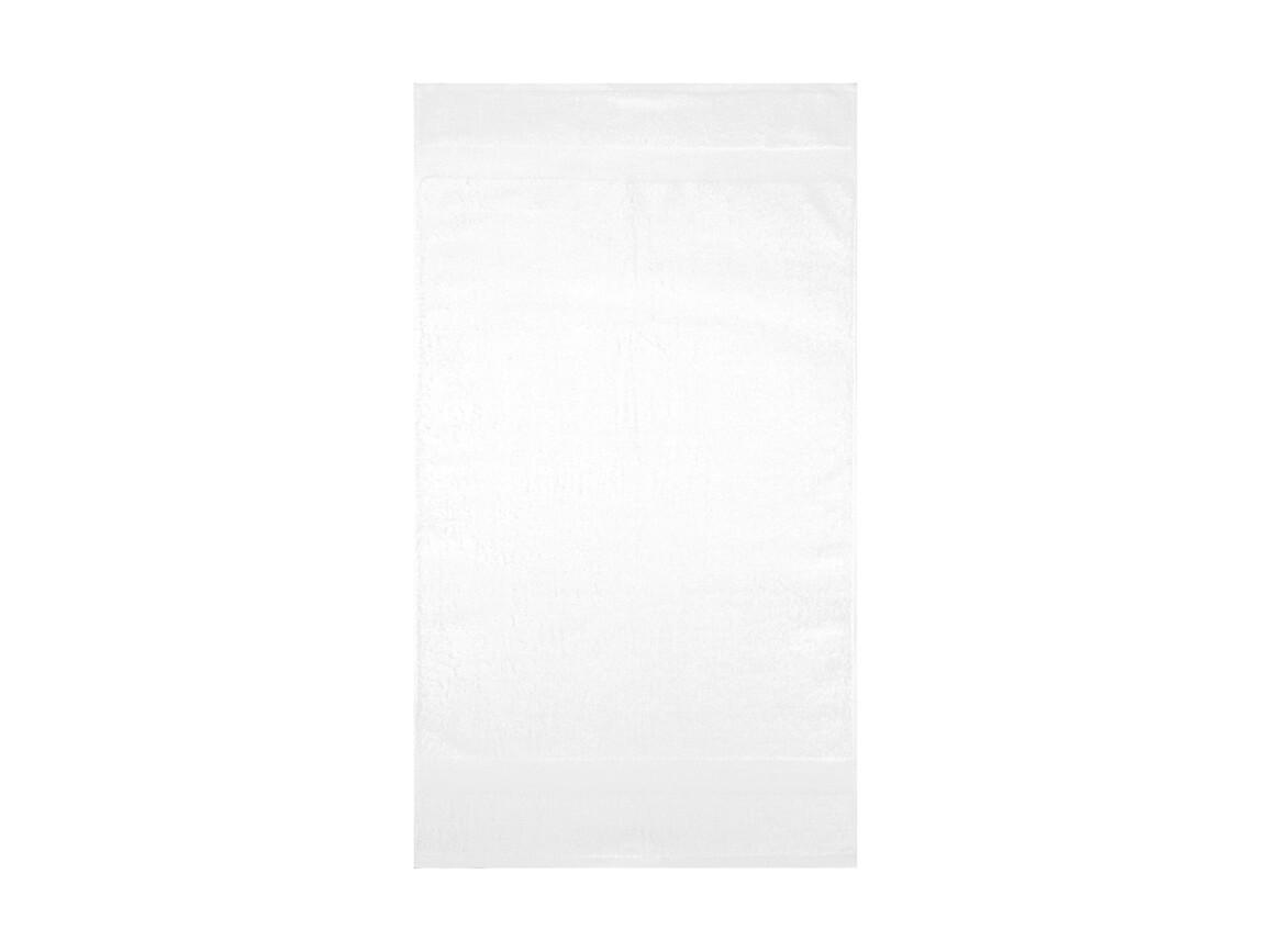 Jassz Towels Tiber Beach Towel 100x180 cm, Snowwhite, One Size bedrucken, Art.-Nr. 013640010