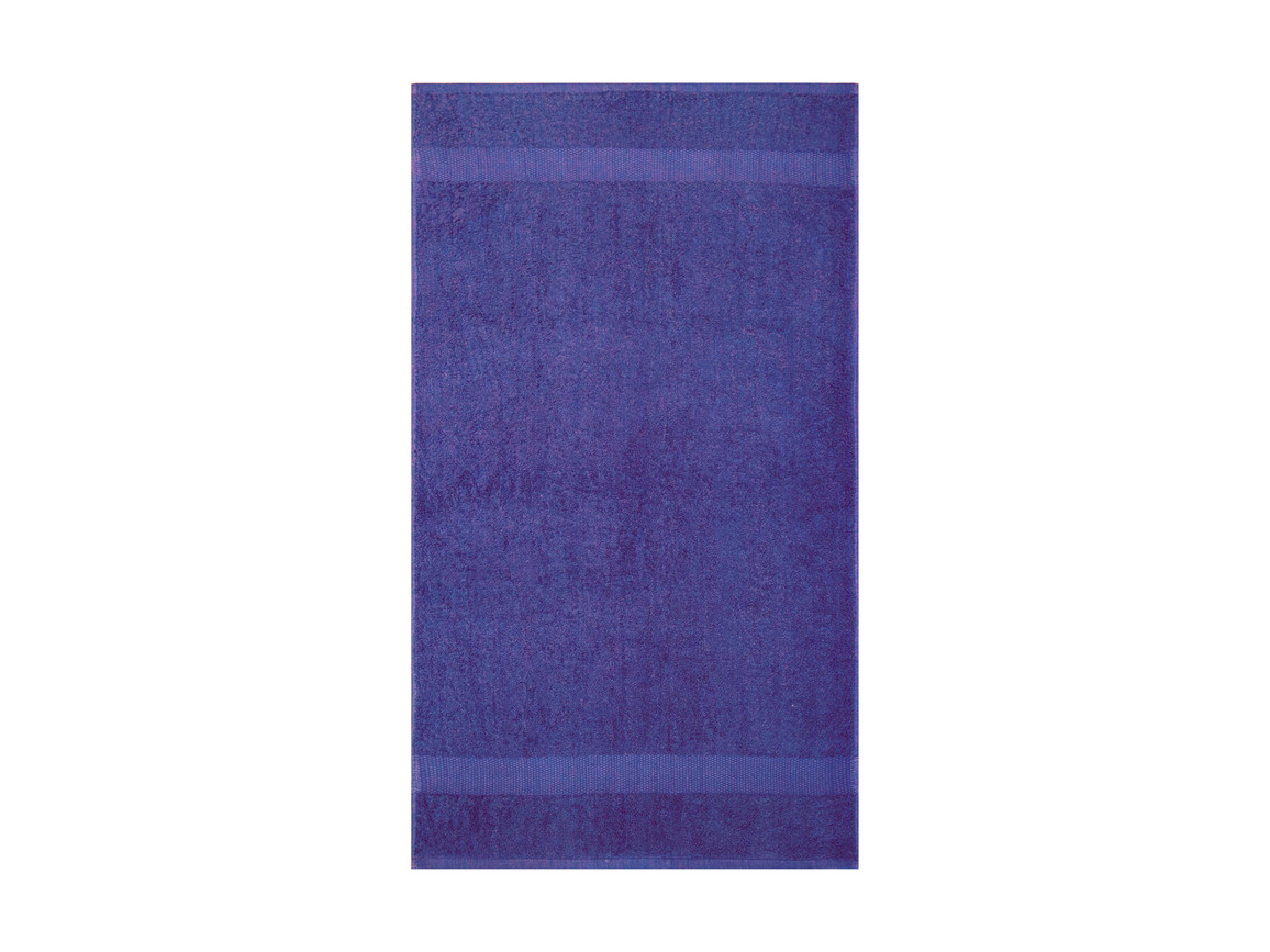 Jassz Towels Tiber Beach Towel 100x180 cm, Monaco Blue, One Size bedrucken, Art.-Nr. 013643050