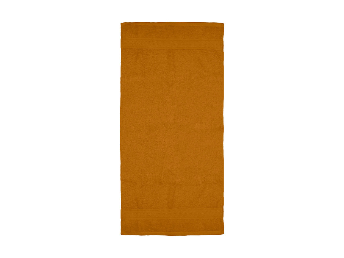 Jassz Towels Rhine Hand Towel 50x100 cm, Terra, One Size bedrucken, Art.-Nr. 015644360