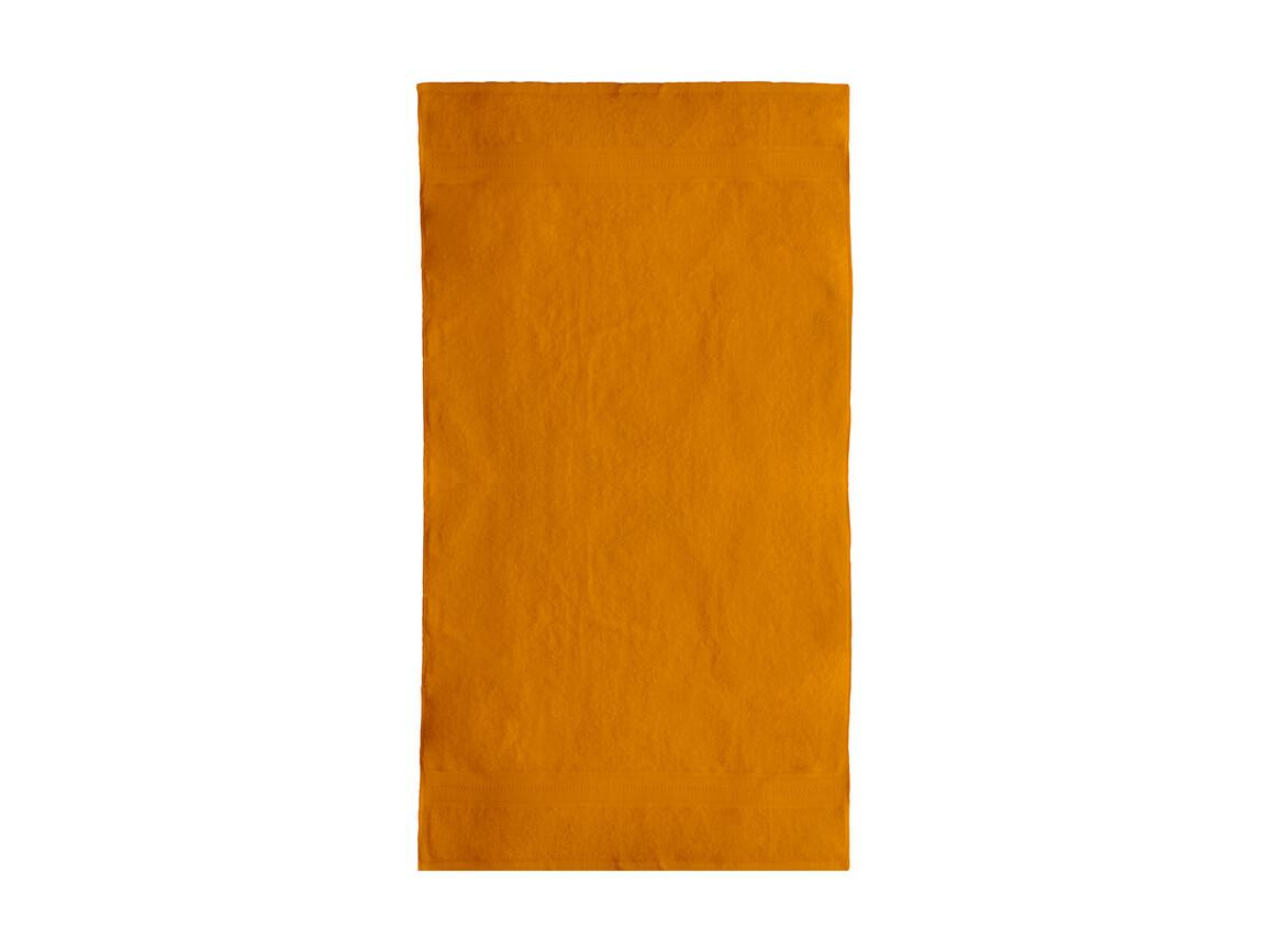 Jassz Towels Rhine Bath Towel 70x140 cm, Orange, One Size bedrucken, Art.-Nr. 016644100