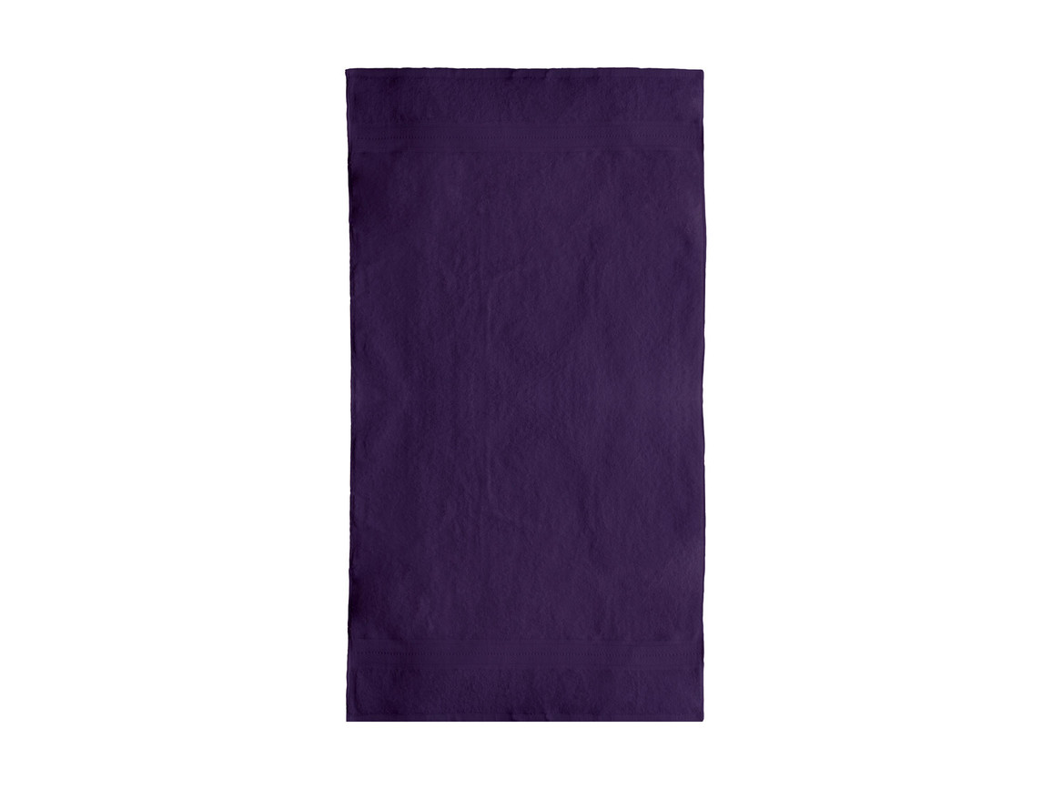 Jassz Towels Rhine Bath Towel 70x140 cm, Aubergine, One Size bedrucken, Art.-Nr. 016644440