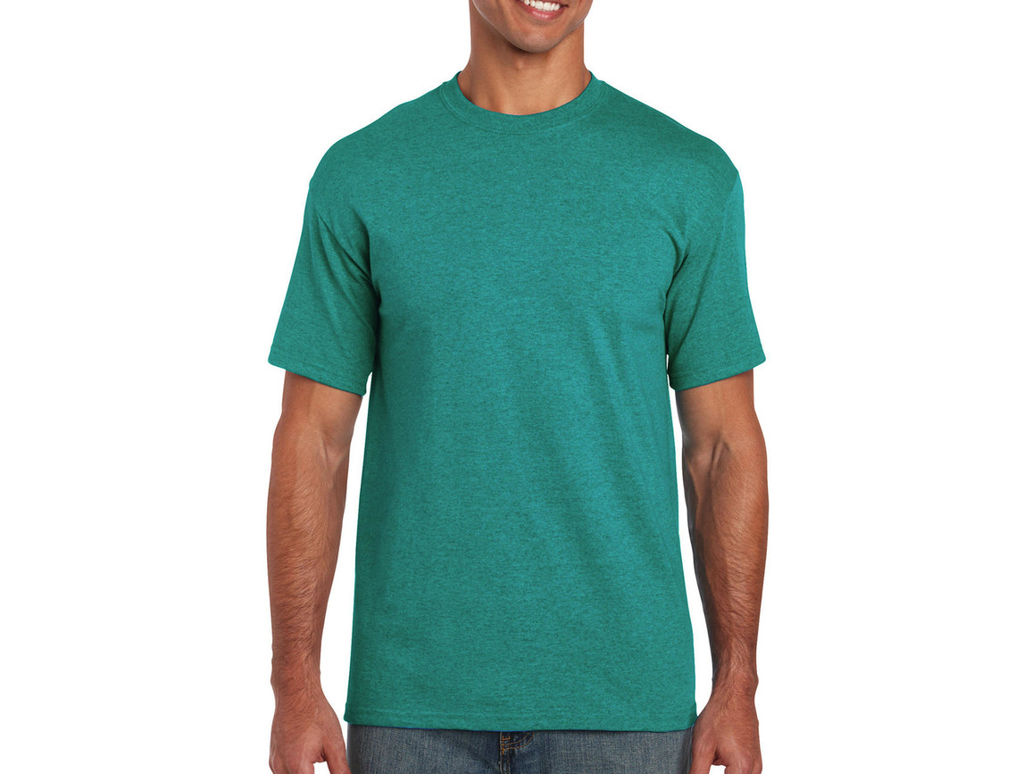 Gildan Heavy Cotton Adult T-Shirt, Antique Jade Dome, 2XL bedrucken, Art.-Nr. 180095107