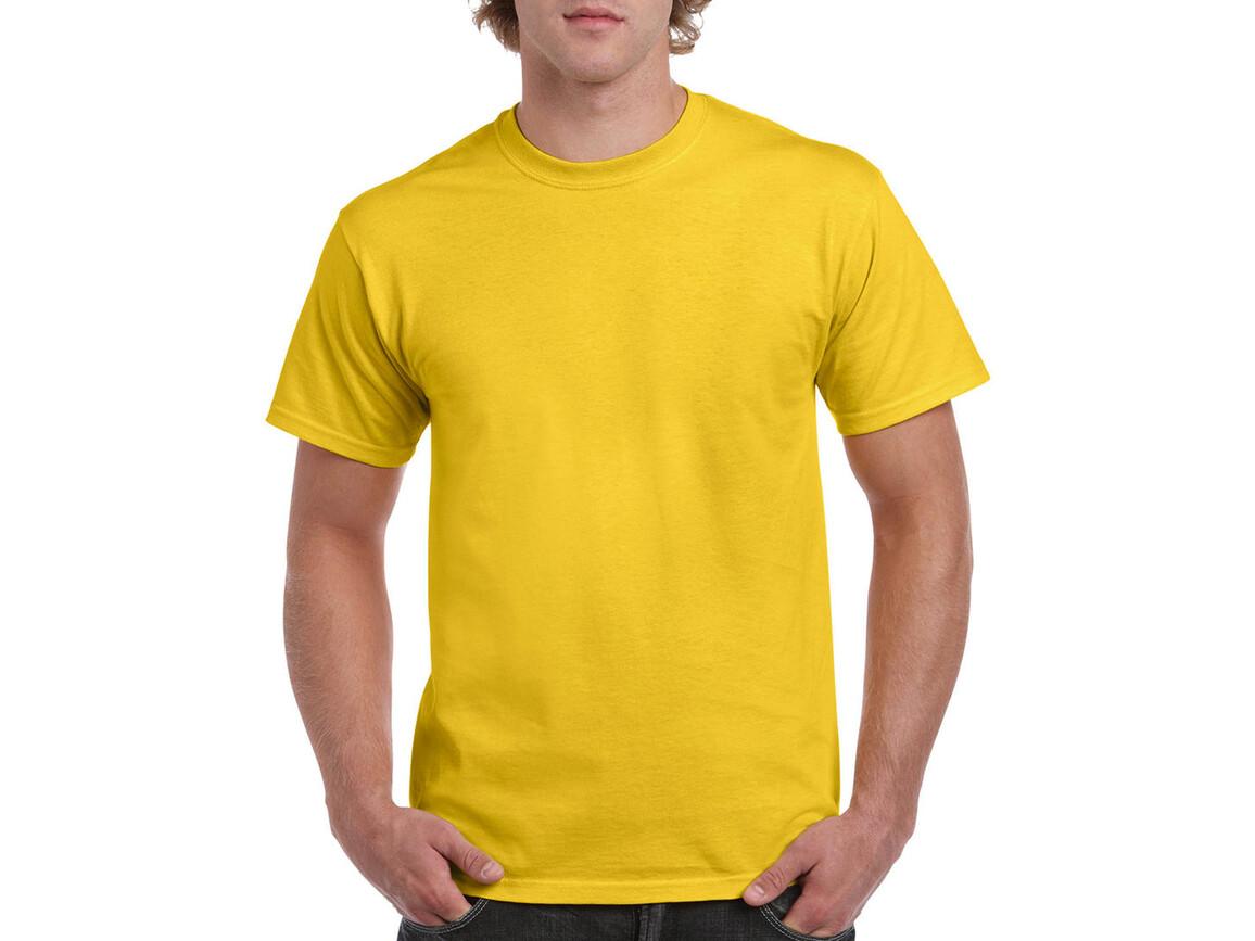 Gildan Heavy Cotton Adult T-Shirt, Daisy, 2XL bedrucken, Art.-Nr. 180096027