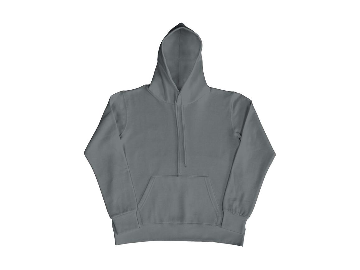SG Ladies` Hooded Sweatshirt, Grey, 2XL bedrucken, Art.-Nr. 249521217
