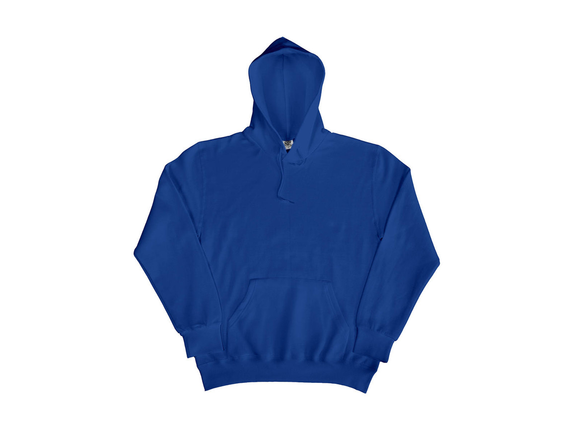 SG Hooded Sweatshirt, Royal Blue, M bedrucken, Art.-Nr. 276523004