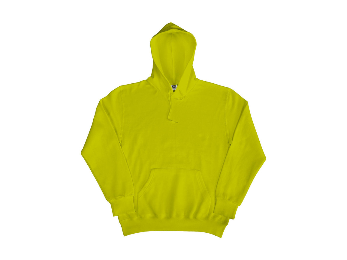 SG Hooded Sweatshirt, Lime, XL bedrucken, Art.-Nr. 276525216