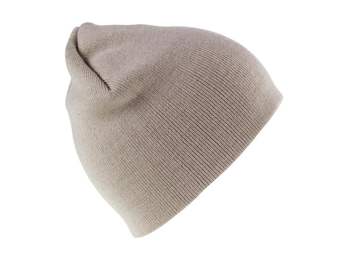 Result Caps Fashion Fit Hat, Stone, One Size bedrucken, Art.-Nr. 344340090