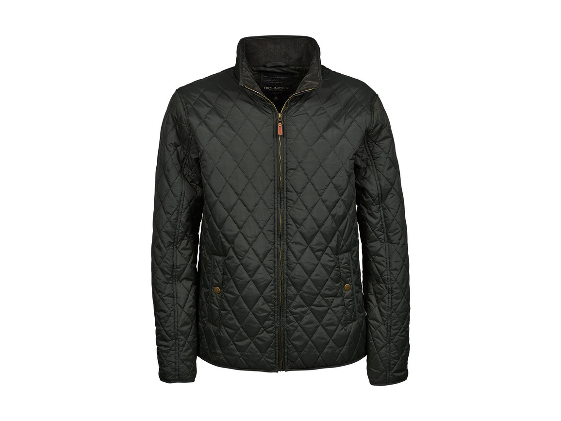 Tee Jays Richmond Jacket, Hunter Green, XL bedrucken, Art.-Nr. 402545036