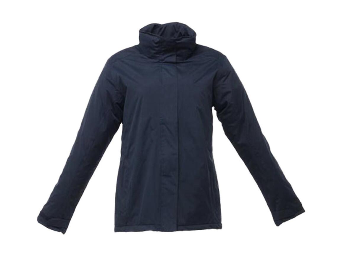 Regatta Ladies` Beauford Insulated Jacket, Navy, 18 (44) bedrucken, Art.-Nr. 404172007