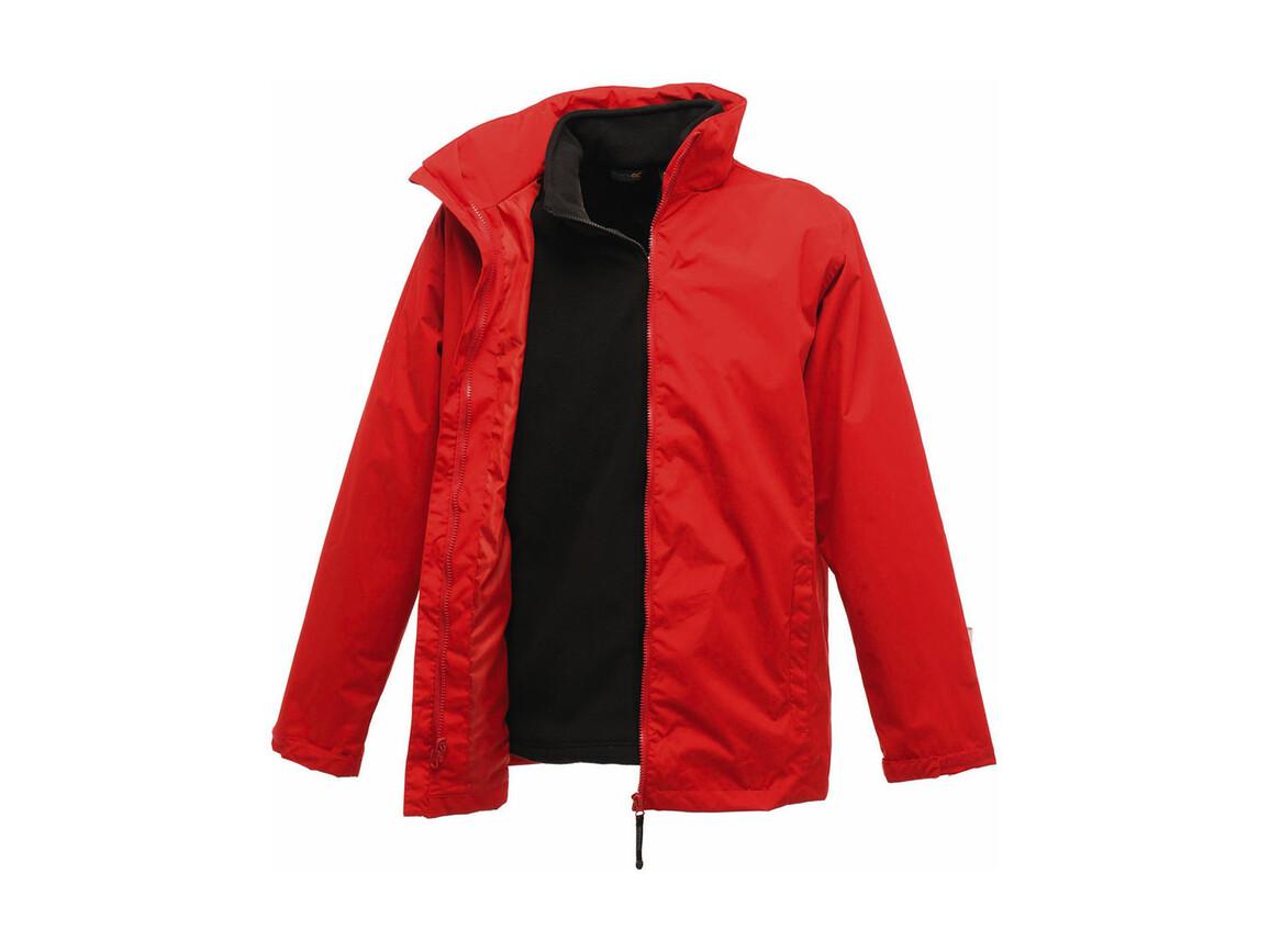 Regatta Classic 3-in-1 Jacket, Classic Red, S bedrucken, Art.-Nr. 427174013