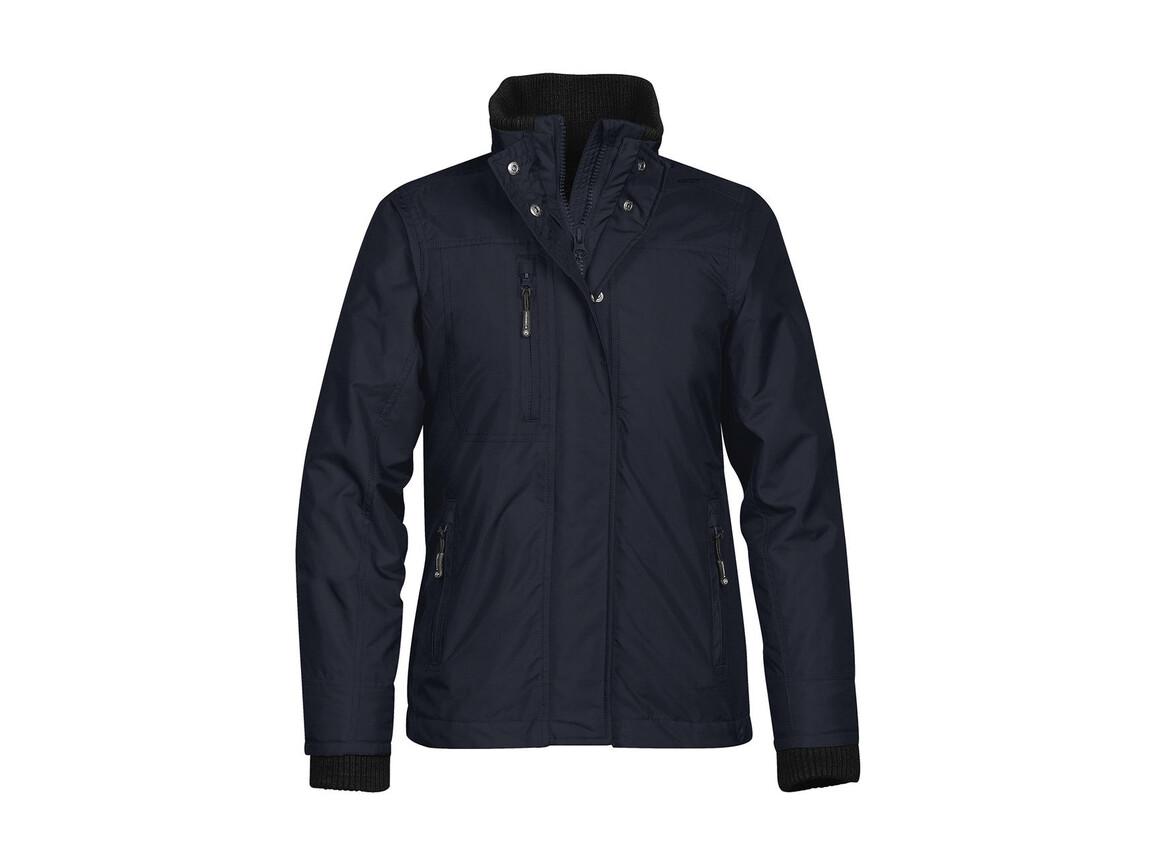 StormTech Women`s Avalanche Microfleece Lined Jacket, Navy, M bedrucken, Art.-Nr. 446182004