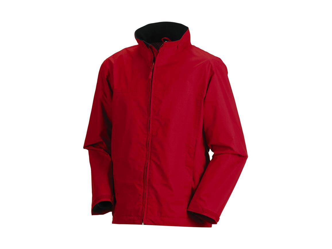 Russell Europe HydraShell 2000 Jacket, Classic Red, S bedrucken, Art.-Nr. 450004013