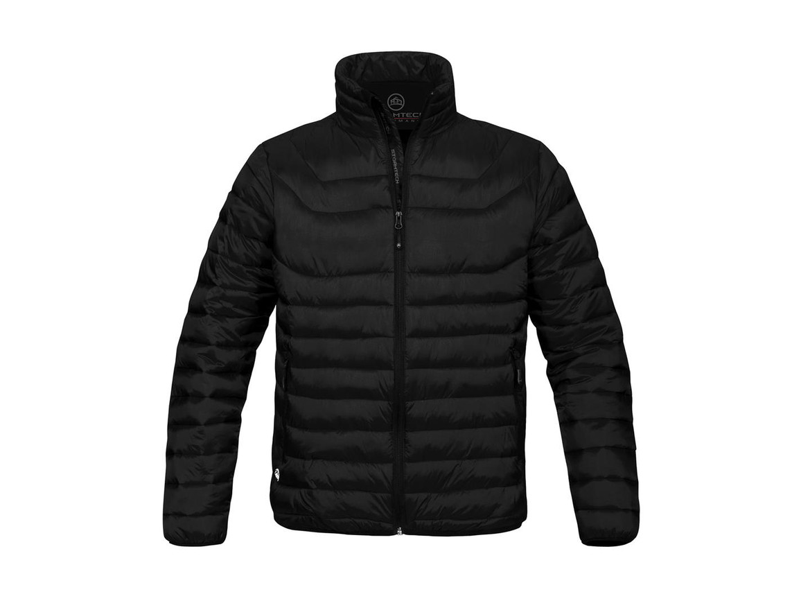 StormTech Ladies` Altitude Jacket, Black, XL bedrucken, Art.-Nr. 454181016