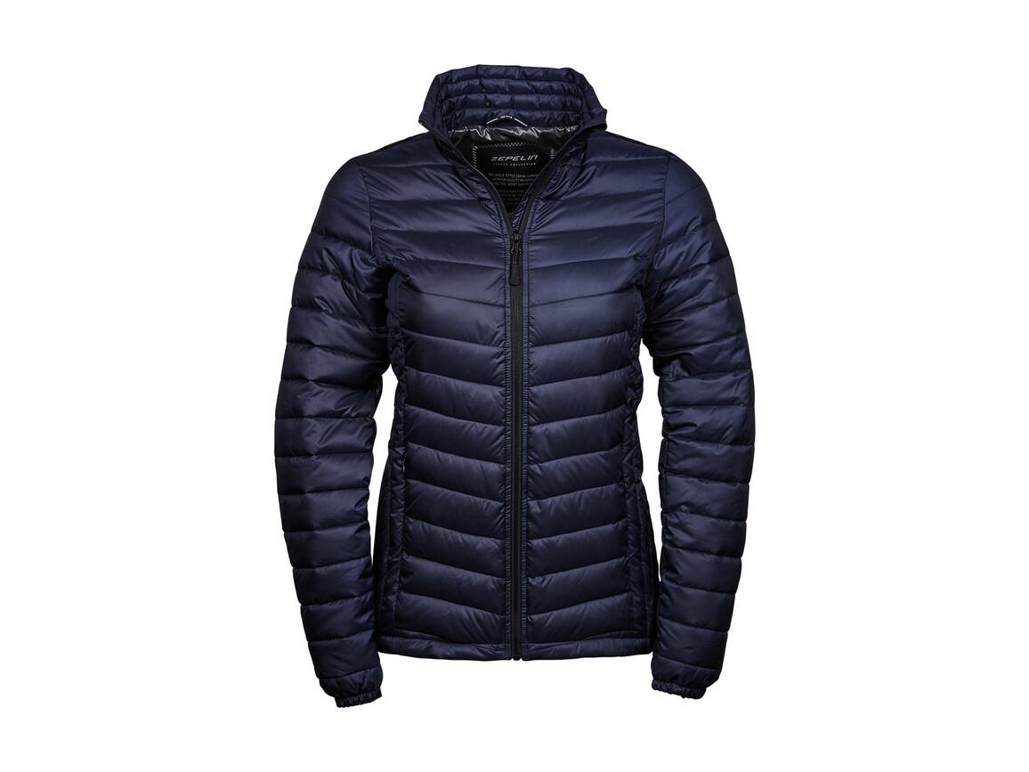 Tee Jays Ladies` Zepelin Jacket, Deep Navy, XL bedrucken, Art.-Nr. 454542026