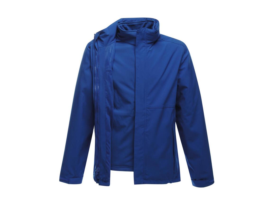 Regatta Kingsley 3-in-1 Jacket, Oxford Blue/Oxford Blue, S bedrucken, Art.-Nr. 456173533