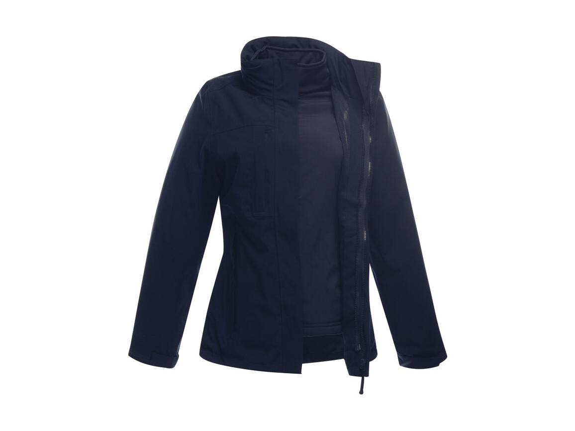 Regatta Women`s Kingsley 3-in-1 Jacket, Navy/Navy, 12 (38) bedrucken, Art.-Nr. 457172564