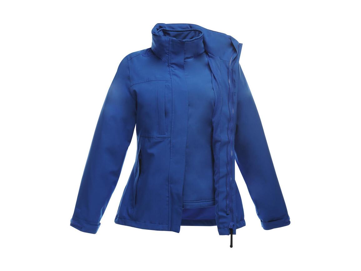 Regatta Women`s Kingsley 3-in-1 Jacket, Oxford Blue/Oxford Blue, 14 (40) bedrucken, Art.-Nr. 457173535
