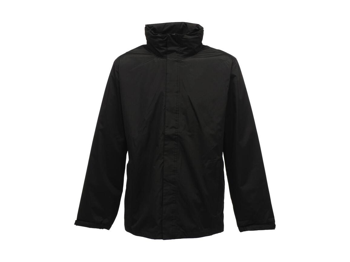 Regatta Ardmore Jacket, Black, 2XL bedrucken, Art.-Nr. 461171017