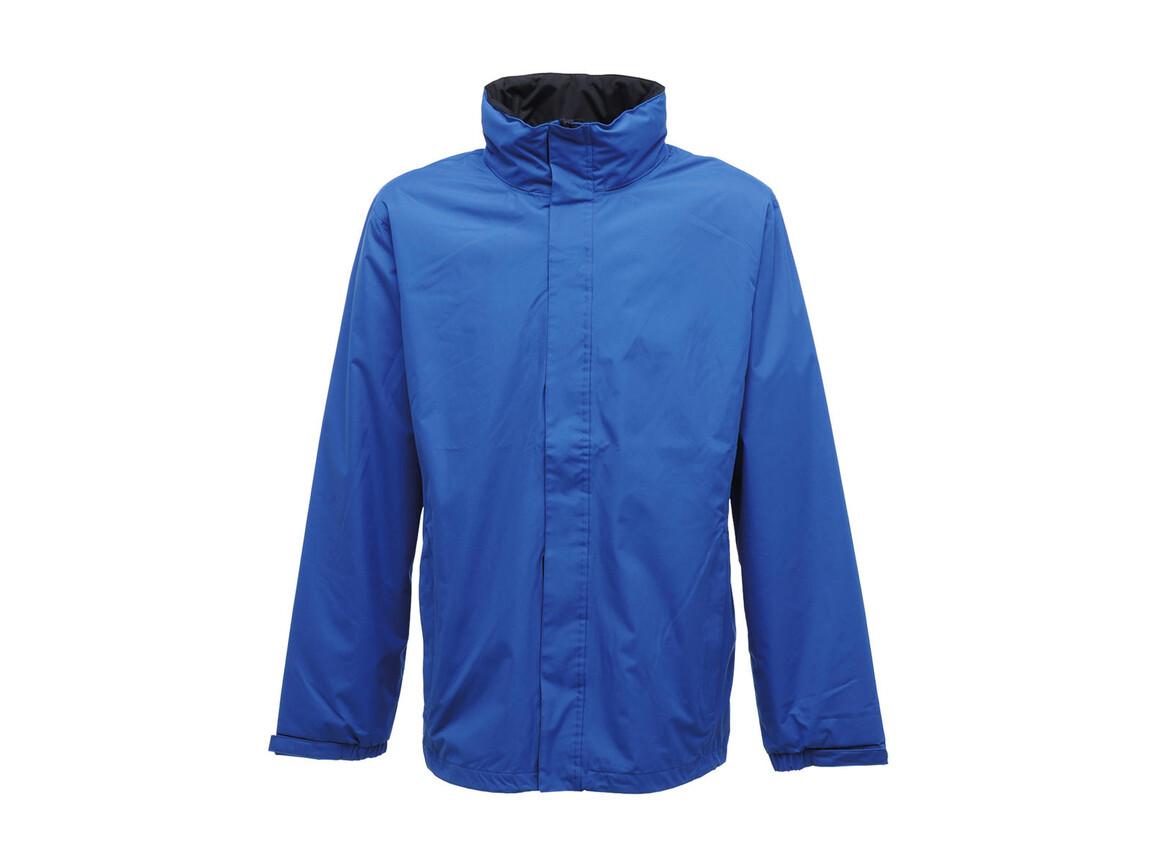 Regatta Ardmore Jacket, Oxford Blue/Seal Grey, 2XL bedrucken, Art.-Nr. 461173587