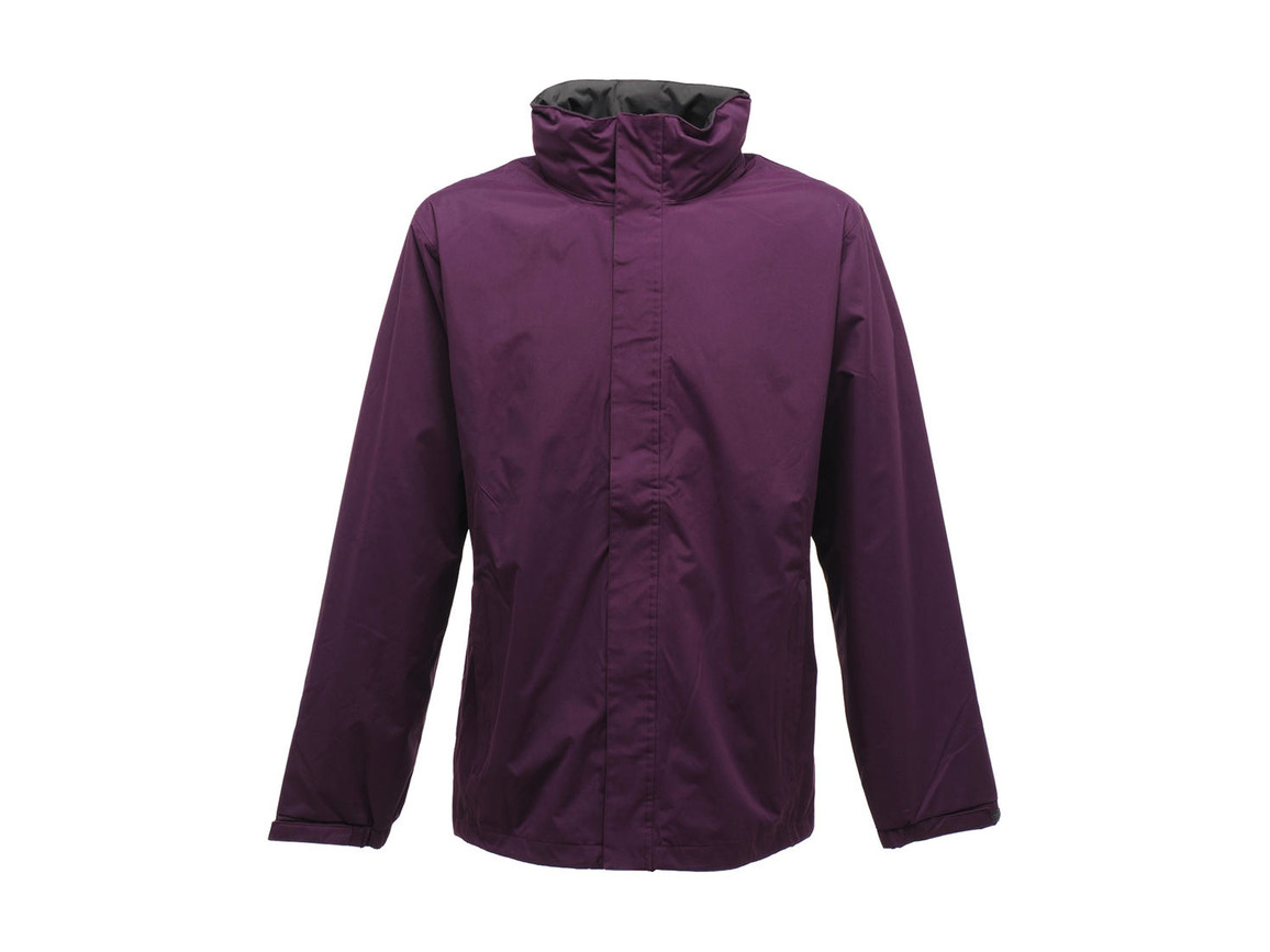 Regatta Ardmore Jacket, Majestic Purple/Seal Grey, 3XL bedrucken, Art.-Nr. 461173738