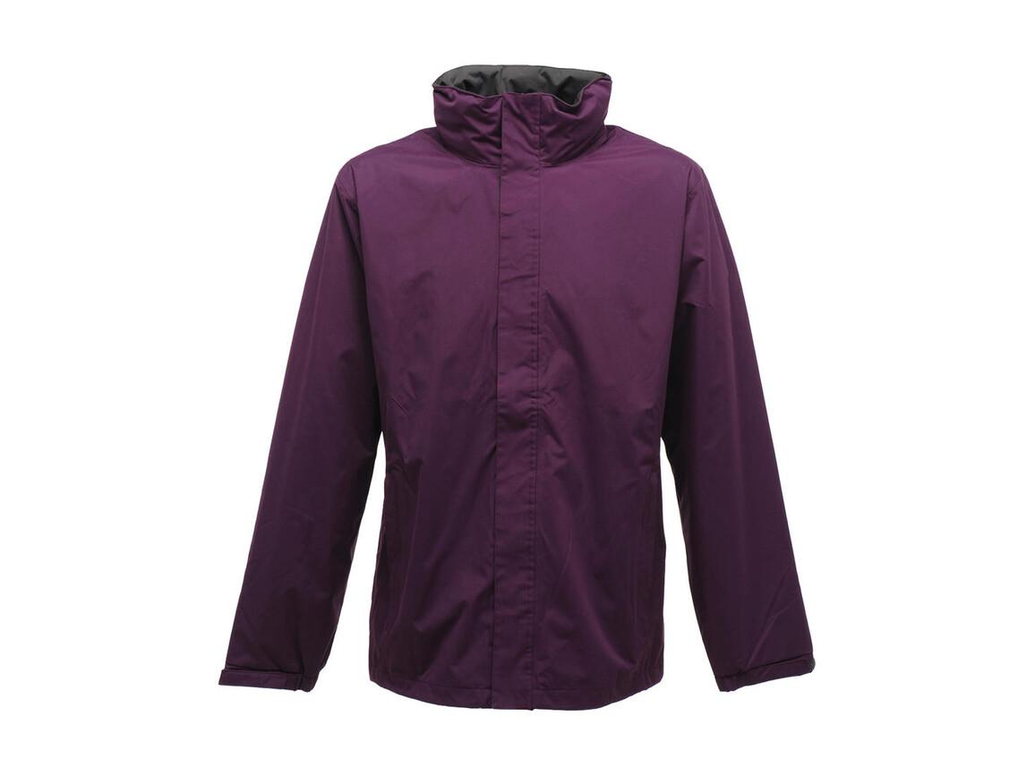 Regatta Ardmore Jacket, Majestic Purple/Seal Grey, L bedrucken, Art.-Nr. 461173735