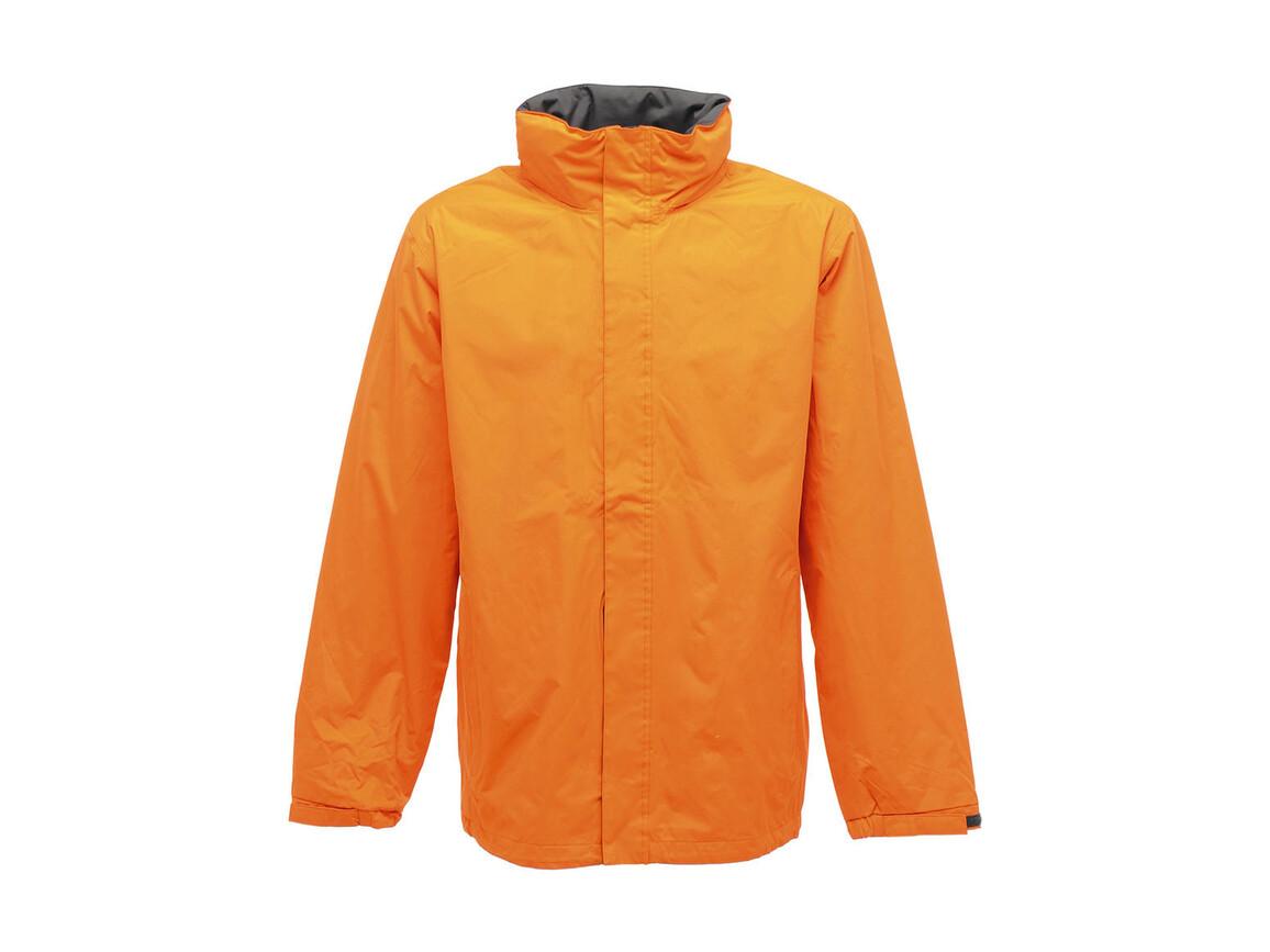 Regatta Ardmore Jacket, Sun Orange/Seal Grey, 2XL bedrucken, Art.-Nr. 461174587