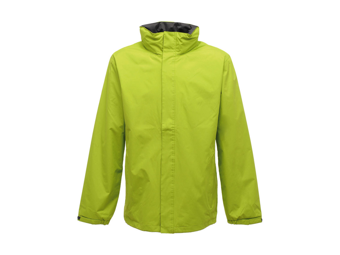 Regatta Ardmore Jacket, Keylime/Seal Grey, L bedrucken, Art.-Nr. 461175585