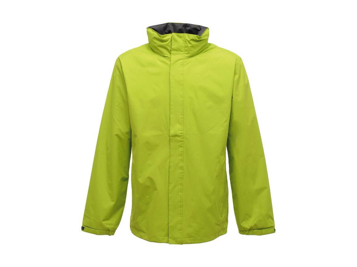 Regatta Ardmore Jacket, Keylime/Seal Grey, M bedrucken, Art.-Nr. 461175584