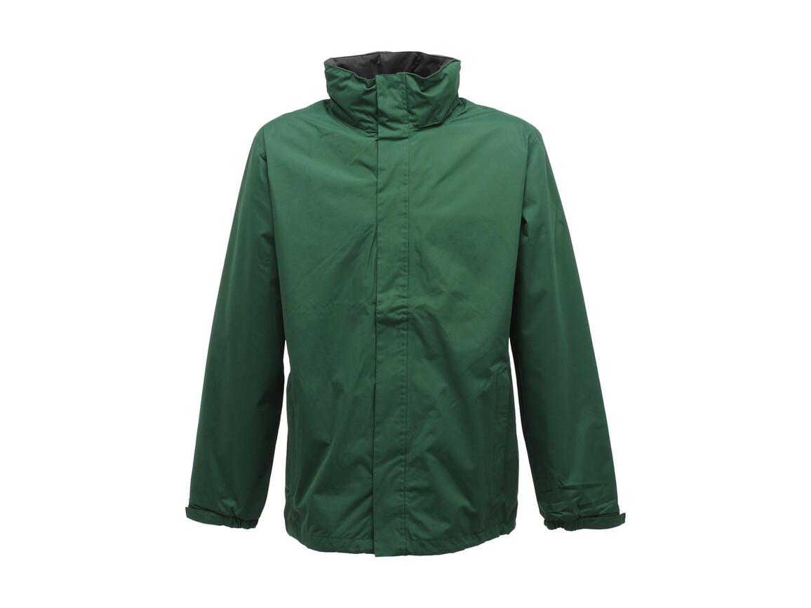 Regatta Ardmore Jacket, Bottle Green/Seal Grey, 2XL bedrucken, Art.-Nr. 461175737