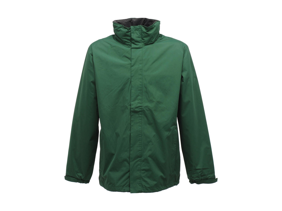 Regatta Ardmore Jacket, Bottle Green/Seal Grey, L bedrucken, Art.-Nr. 461175735
