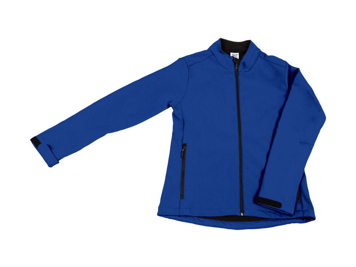 SG Softshell Ladies, Royal Blue, S bedrucken, Art.-Nr. 462523003