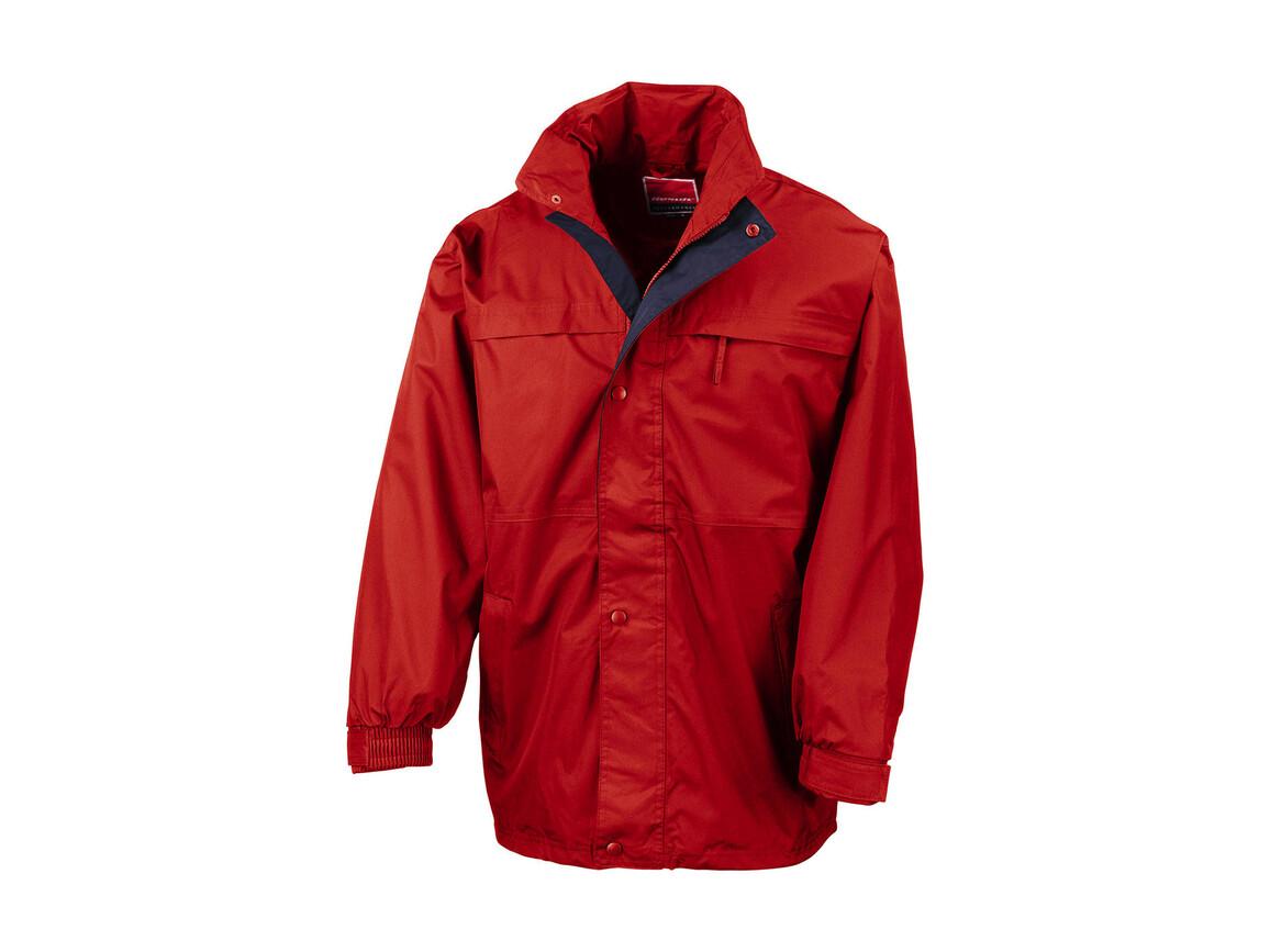 Result Mid-Season Jacket, Red/Navy, L bedrucken, Art.-Nr. 467334555