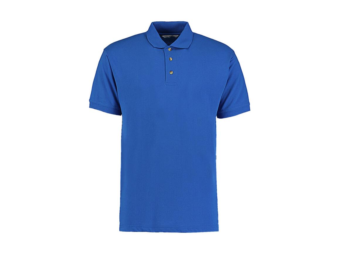 Kustom Kit Classic Fit Workwear Polo Superwash® 60º, Electric Blue, S bedrucken, Art.-Nr. 539113163