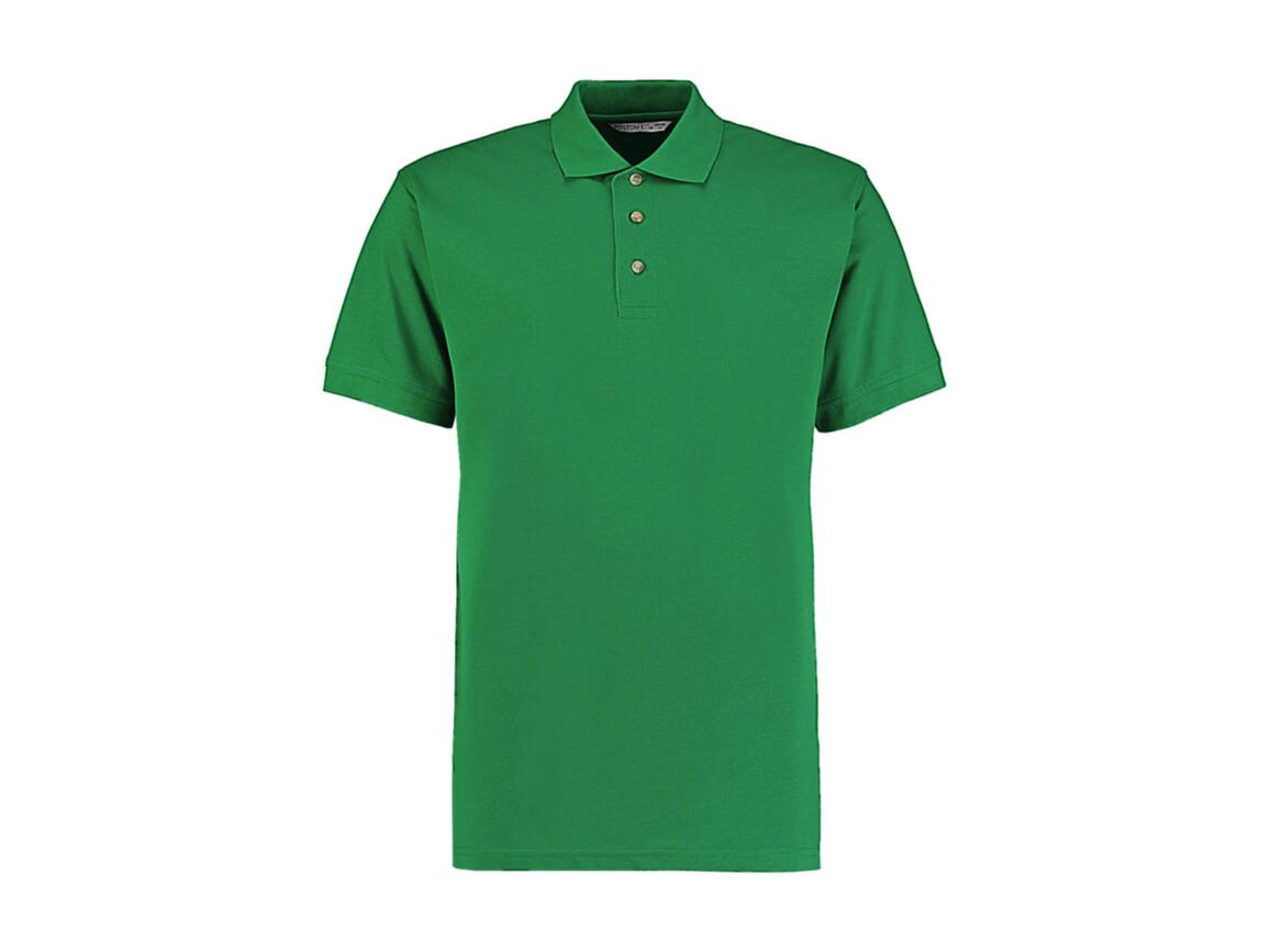 Kustom Kit Classic Fit Workwear Polo Superwash® 60º, Irish Green, 2XL bedrucken, Art.-Nr. 539115097
