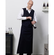 Bistro by JASSZ London Long Bistro Apron bedrucken, Art.-Nr. 94059