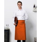 Bistro by JASSZ Rome Medium Length Bistro Apron bedrucken, Art.-Nr. 94259