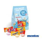 "Businesspräsent ""Selection Mini"" - Mentos bedrucken, Art.-Nr. 91421 - Mentos"